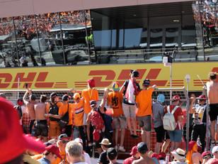 F1: Verstappen on Pole ahead of Dutch GP