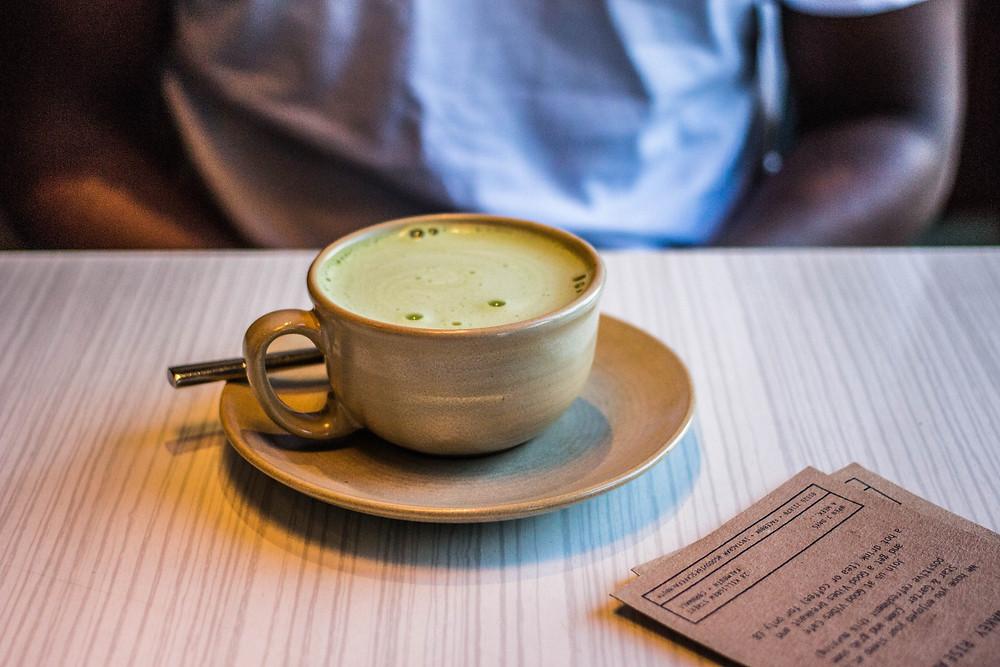 thé matcha et bienfaits