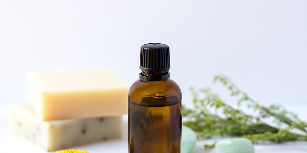 Experience Essential Oils to De-Stress, Detoxify, & Increase Energy - Fri. Feb 26th