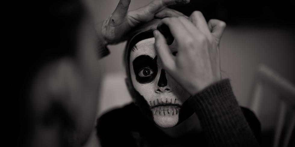 Halloween Makeup Tutorial (Virtual) - a NAGLY Event