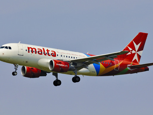 Air Malta Launches 'Business Guaranteed' Flight Schedule Ensuring Travel Plan Stability