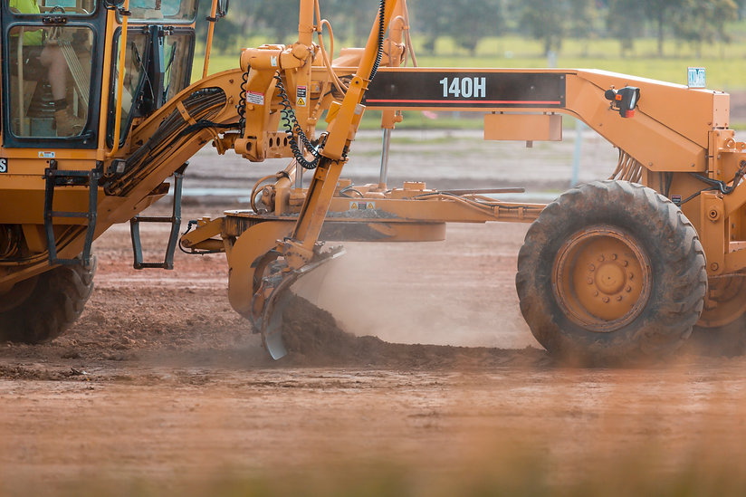 Wixtrac tracking solutions for heavy equipment and machinery