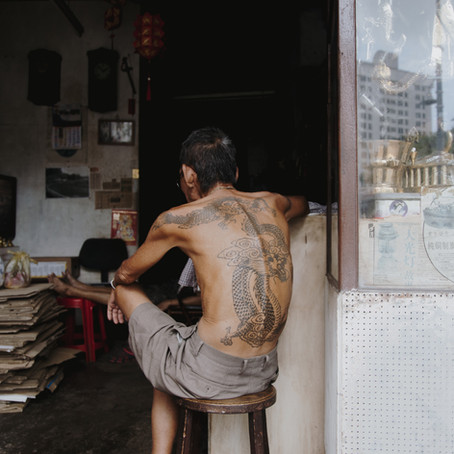 Learn Chinese from Bad Chinese Tattoos