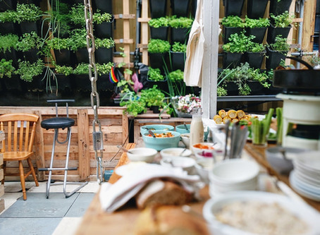 Envisioning your Dream Outdoor Kitchen