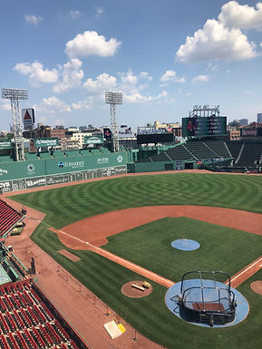 Group Of Red Sox Players Gets COVID-19 Vaccination At Fenway Park