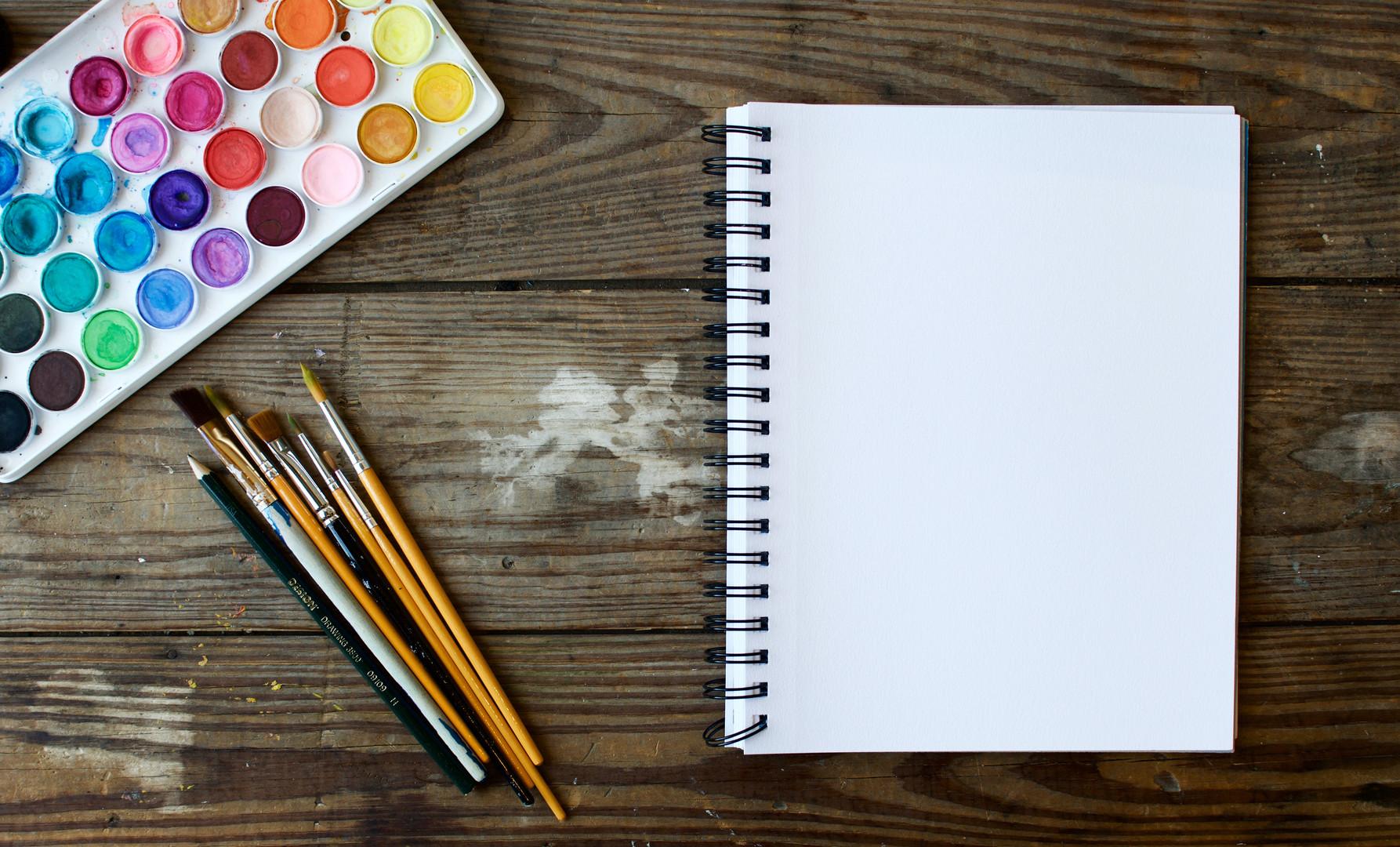 Creëer jouw meesterwerk