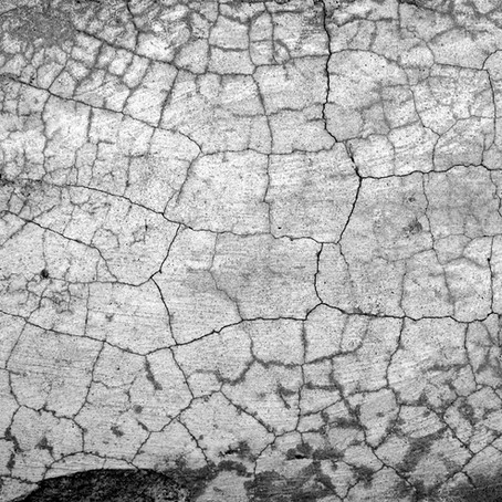 Poetry Corner: Cement Crack