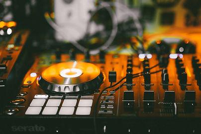 DJ Equalizer Image by Krys Amon