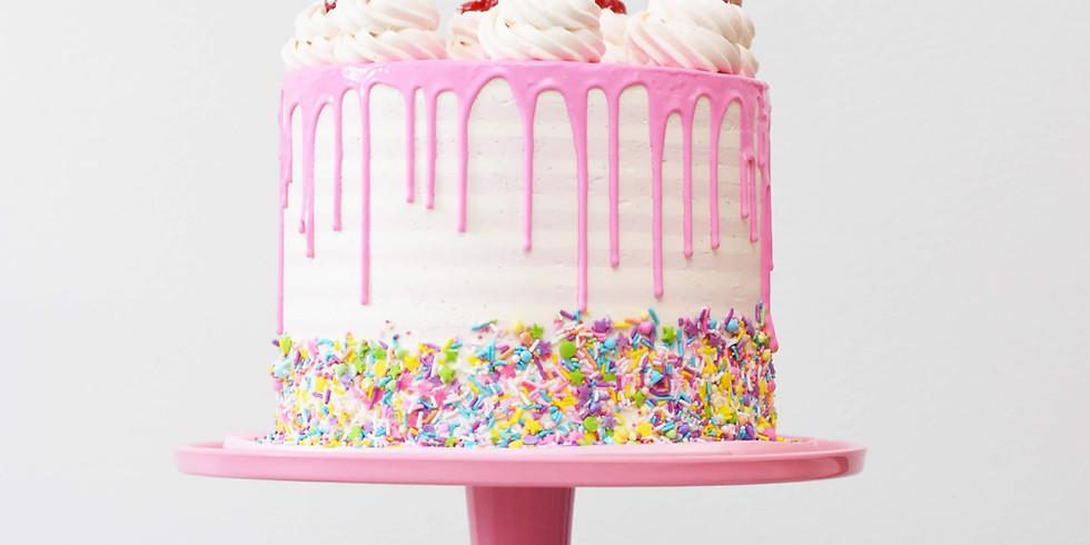 Danielle's Paint & Sip Birthday Celebration