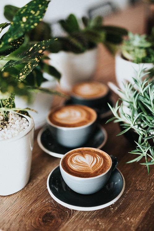 Business Plan - Coffee-Shop
