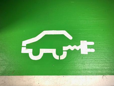 Lademöglichkeit für Elektrofahrzeuge