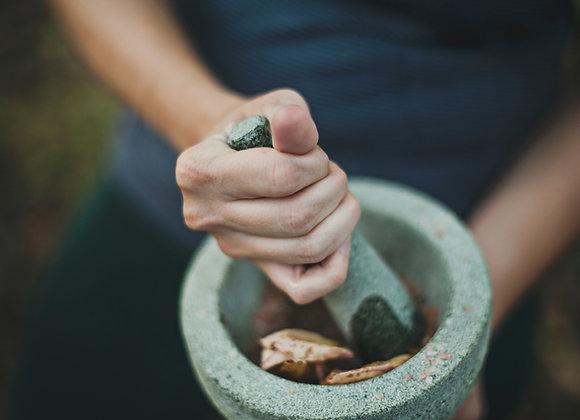 Medicinal Herbs (Teas & Salves)