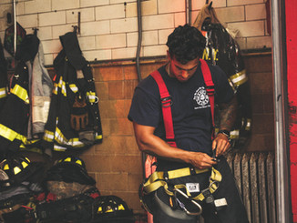 Looking for a way to continue to serve? Join your local fire department.