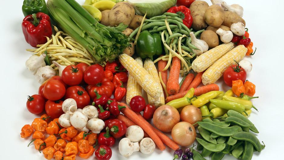 Life Performance Blog: Veg Consumption & Your Health