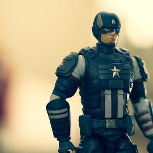 塔羅好好玩   如果我是超級英雄…