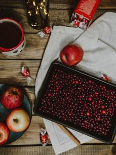 Spiced Cranberry Apple Cider Recipe
