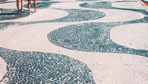 Pontos turísticos em Copacabana - RJ