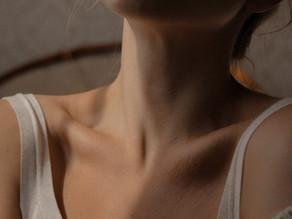 ¿Dónde está la glándula tiroides?