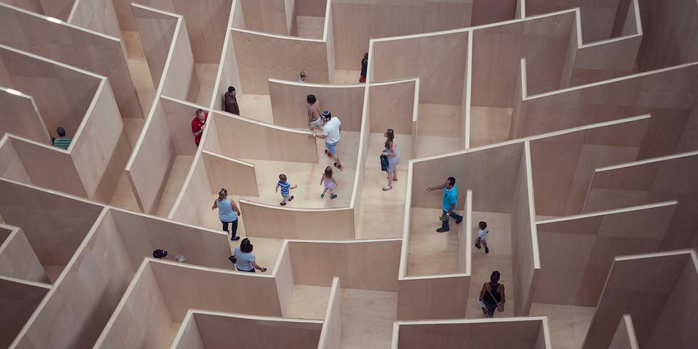Mental Health Essentials: Mental Health Maze