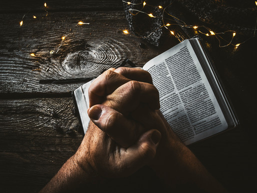 Praying in Private before Preaching in Public