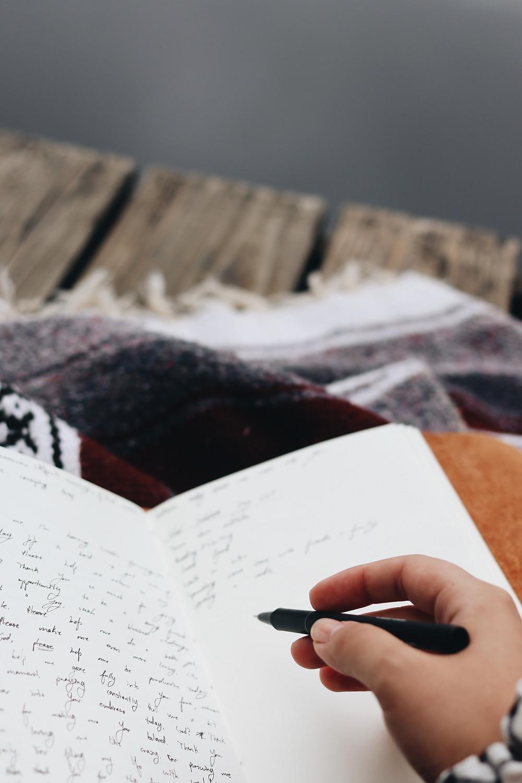 Journaling pour gérer ses émotions