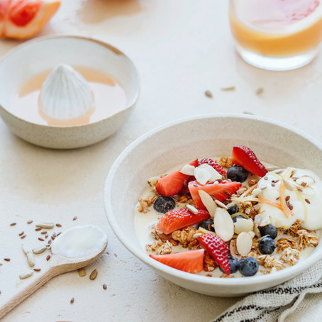 Top Tips for Enjoying Healthy Breakfasts