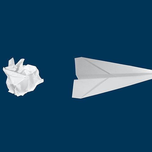 Make Paper Planes - a STEM Activity