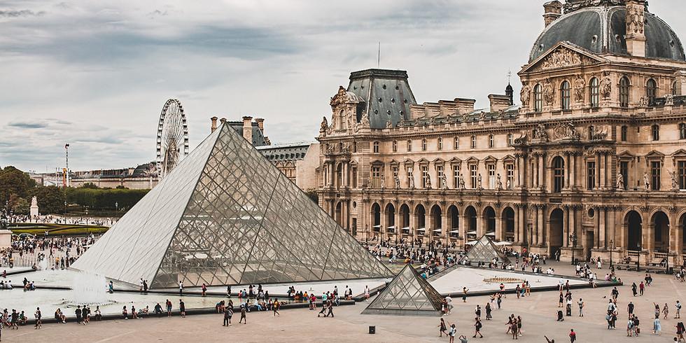 les chefs-d'œuvre du Louvre (visite guidée pour enfants et famille sur place)