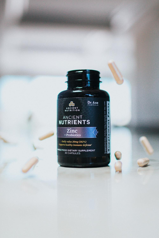 Zinc Supplements for Athletes