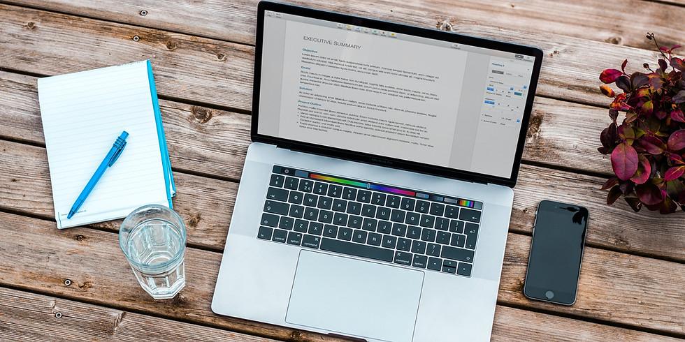 Resume & Cover Letter Basics- Best Practices