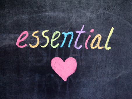 Is the church essential?  Are YOU Essential?