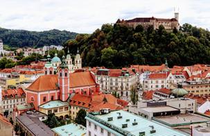 Ljubljana, historical center