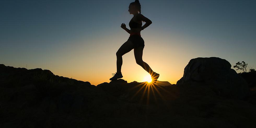 Sunrise Challenge – Round Mountain extreme trail run