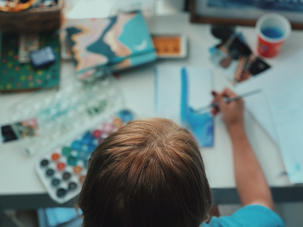 Having random hobbies challenges your brain to develop in many different areas, rather than one and the same if you only focus on your career. This really develops your self-awareness.