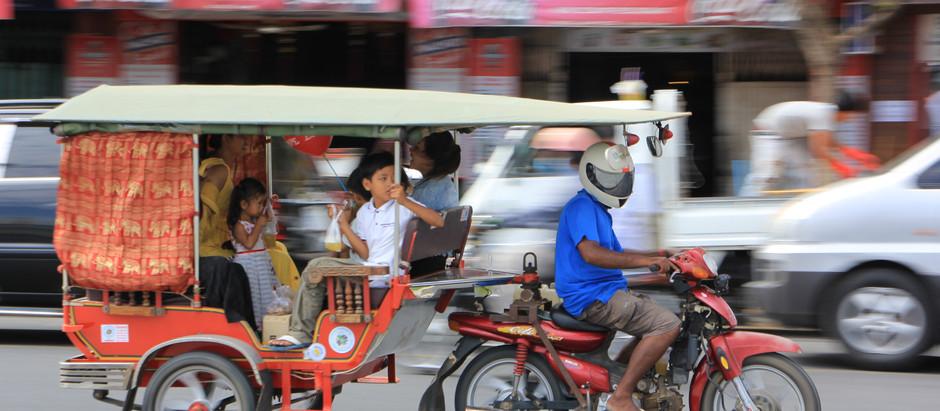 Cambodge : Vaccination rapide et soutien continu de la politique budgétaire, clés de la reprise