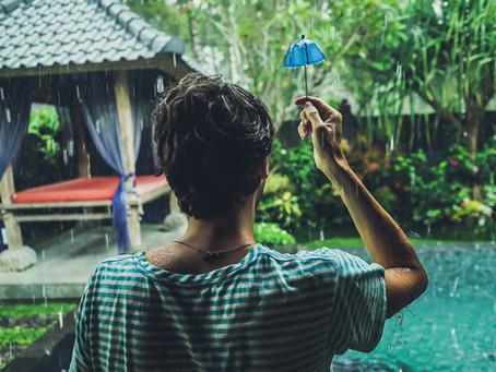Welke effect heeft regenwater op uw zwembad?