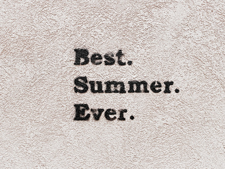Summer '20 Favorites