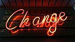 Veränderung - Change