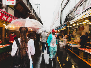 Three ways to make your days more comfortable during the rainy season in Japan.