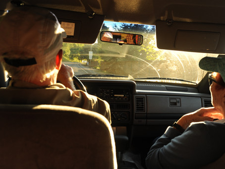Having the Difficult Aging and Driving Conversation with your Elderly Parent(s)