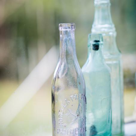 Сдаем стеклянные бутылки по выгодной цене