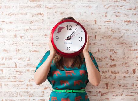 Cómo calcular tu tiempo acertadamente