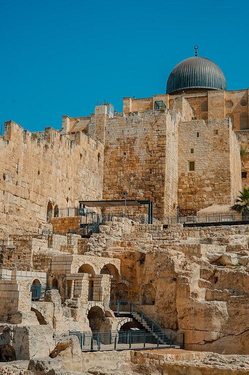 Private Tour Jerusalem+ Bethlehem