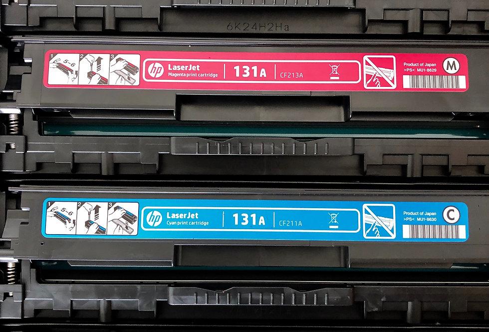 Ripristino stampanti laser o inkjet