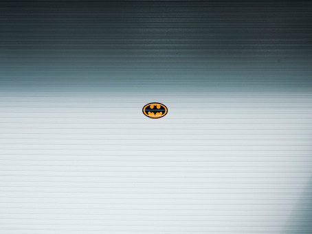 Batman -- Message of the Day