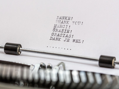 Ediquette: Should I give my editor credit in my book when it's published?