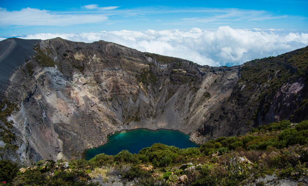 DAY 14 - Orosi / Irazú Volcano (± 3h00 AR)