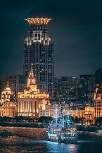 the Bund, Shanghai Bun