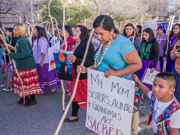 We Need Justice for Thousands of Missing and Murdered Indigenous Women and Girls