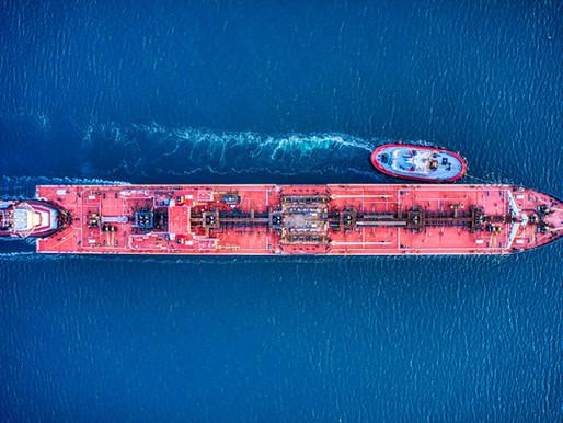 Acciones de sostenibilidad en el transporte marítimo de carga.